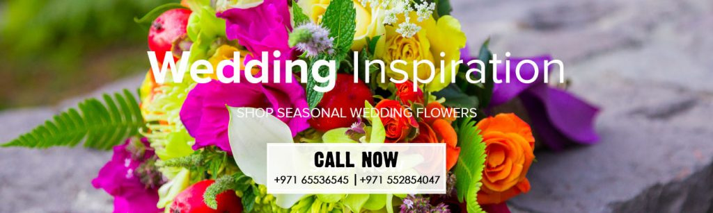 Shop Seasonal wedding flowers