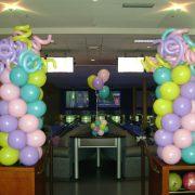 Balloon Table Decoration