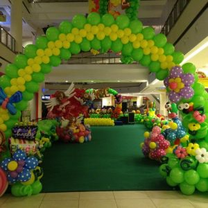 Balloon Narch in UAE