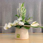 Artful Orchids Bouquet