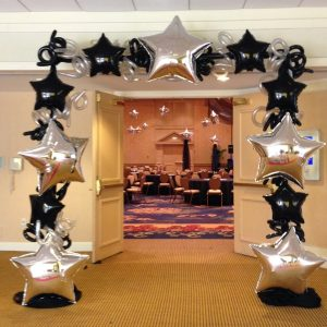 Balloon Door Decor