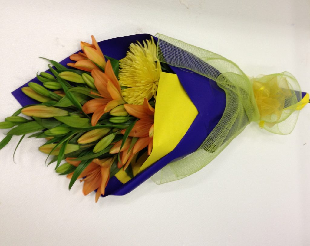 everyday happy bouquet