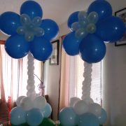 Balloon Flower Decoration