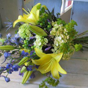 love fresh bouquet