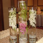 submerge wedding arrangement