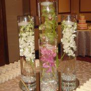 submerge wedding arrangement