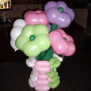Balloon Centerpiece Desigh