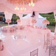 white & pink beauty