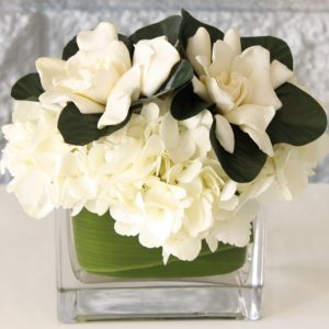 White Up Bouquet