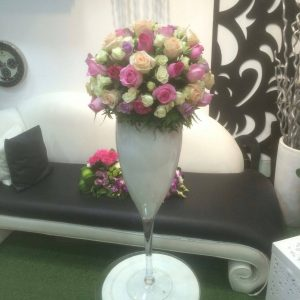 Beauty Centerpiece