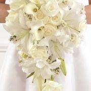 White Crush Bridal Bouquet
