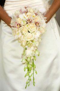 White Romance Bridal Bouquet