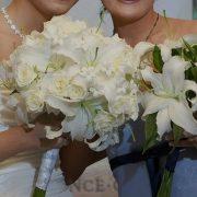 Summer Breeze Bridle Bouquet