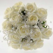Brides-Rose-Crystal-Wedding-Bouquet