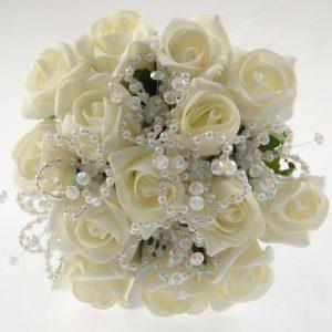 Brides-Rose-Crystal-Wedding-Bouquet