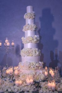 Multi-story Wedding Cake