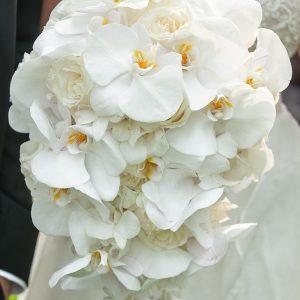 Bliss wedding bouquet