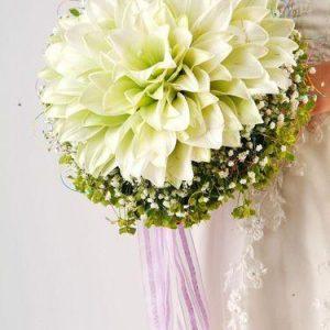 composite bouquet wedding bouquet