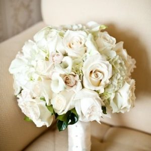 White Magic Bride Bouquet