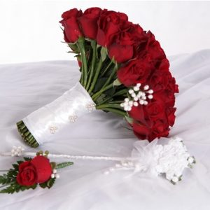 Rosy Red Bouquet
