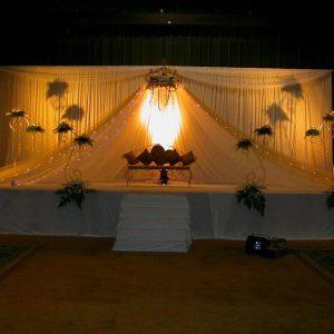 Exotic Wedding Kosha