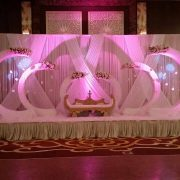 Snow-white Wedding Kosha