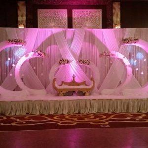 Snow-white Wedding Kosha