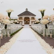 Oriental Breeze Wedding Decor