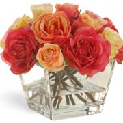 Trendy Flower Table Arrangement