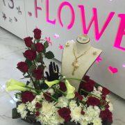Dazzling Flower Gift
