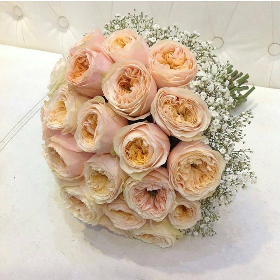 Brill Bridal Bouquet