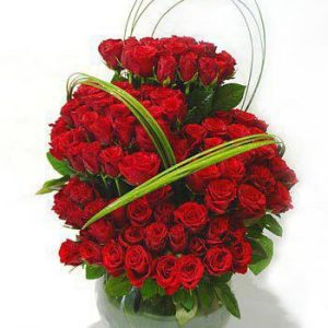 Red Rose Memories Bouquet