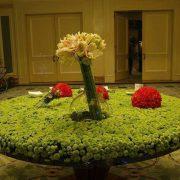Flower Center Decor