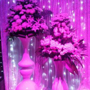 dreamy event decor