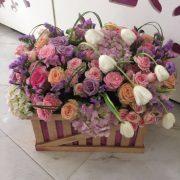 euphoric floral bouquet