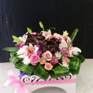 finesse flower gift