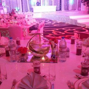 Beauteous Wedding Decor