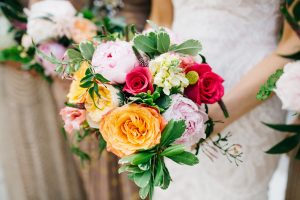 TRENDS OF A BRIDAL BOUQUET!