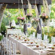 Floral Event Arrangement
