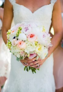 Best bridal bouquet in Dubai