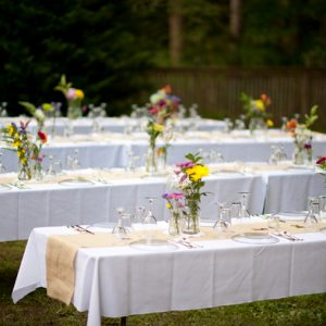 Blossom Outdoor Wedding Decor