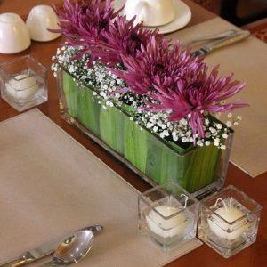 Beauteous Table Centerpiece