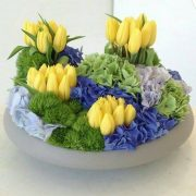 easy on the eyes centerpiece