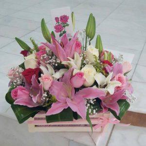 Floral fancy bunch